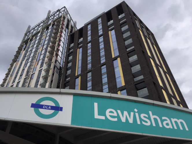 Lewisham Gateway regeneration