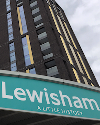 Gazetteer: Lewisham