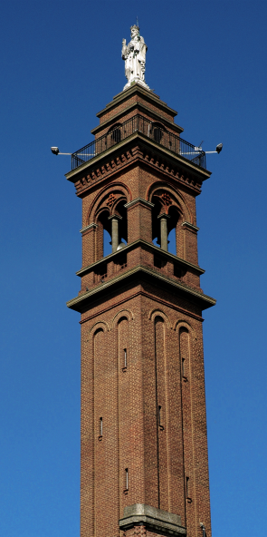 St Saviour's church tower