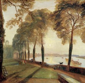 Joseph Mallord William Turner (1775 - 1851), Mortlake Terrace, 1827