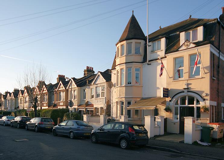 Hidden London: Prince George's Avenue, Bushey Mead