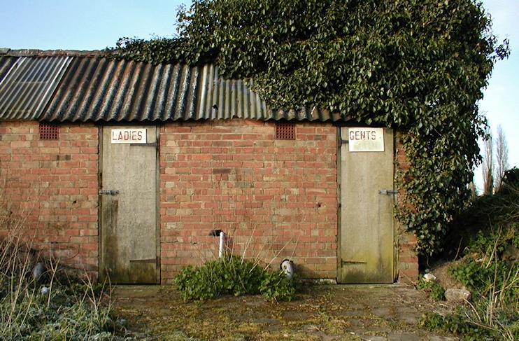 Hidden London: Lower Hockenden Farm conveniences