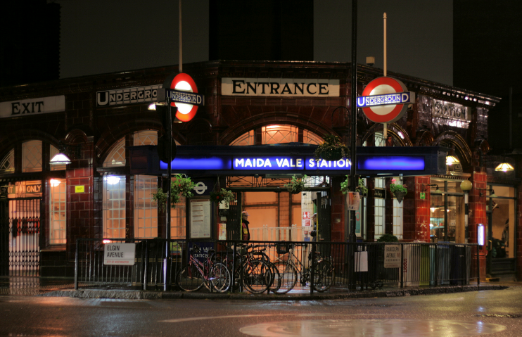 Maida Vale station entrance