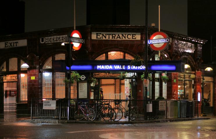 Maida Vale station entrance