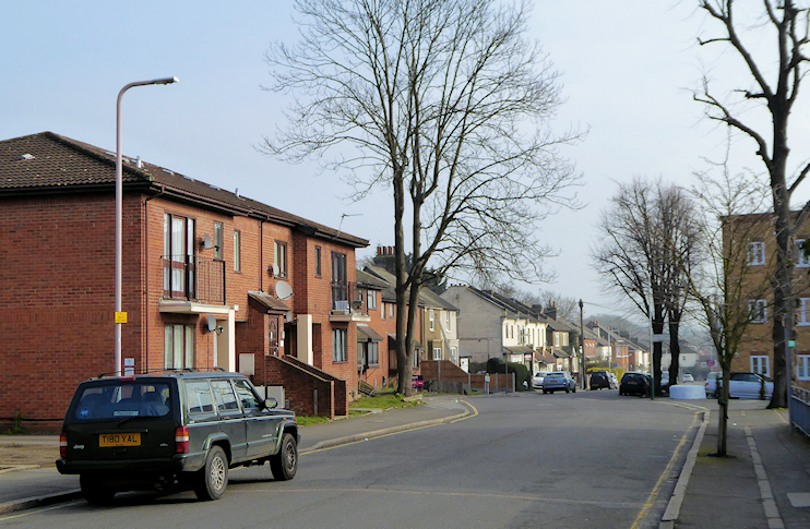 The streets of Harold Wood - Andrew Bowden - via Flickr