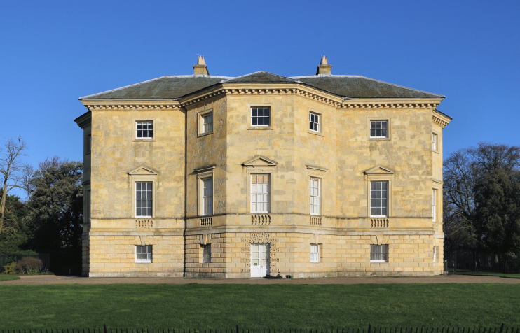 Danson House elevation