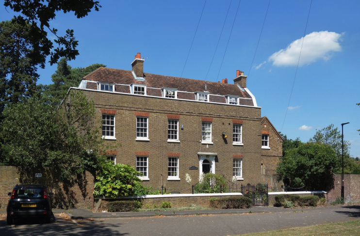 Burlington House, East Bedfont-by-Des-Blenkinsopp