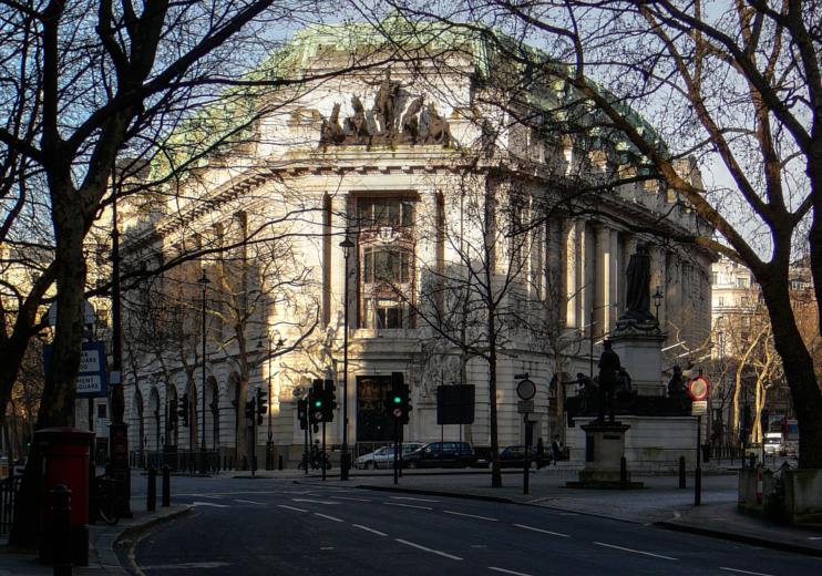 Hidden London: Australia House, Aldwych