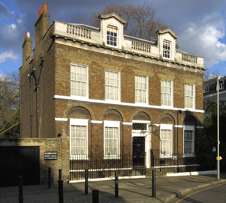 Hidden London: Canonbury House