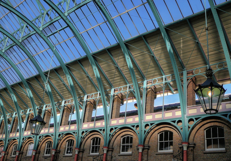 Hidden London: Covent Garden market
