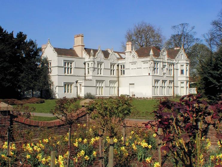 Hidden London: Barra Hall, Wood End, Hayes