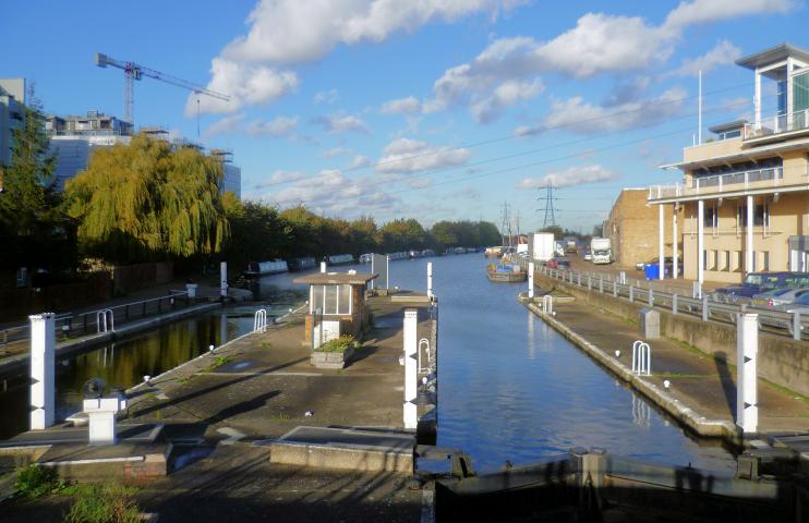 Tottenham Lock