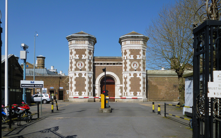 Her Majesty's Prison, Wormwood Scrubs - geograph-4430981-by-Dr-Neil-Clifton