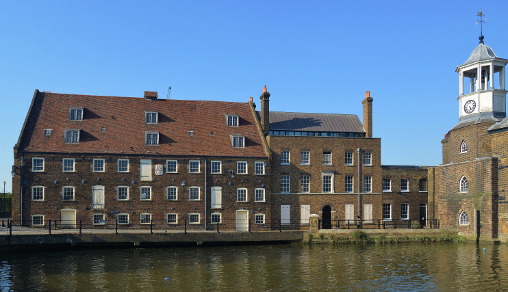 Hidden London: House Mill and Clock Mill