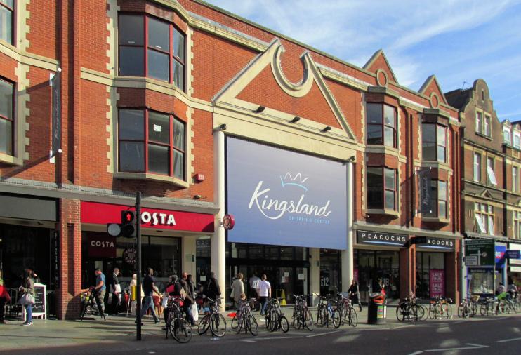 Hidden London: Kingsland shopping centre