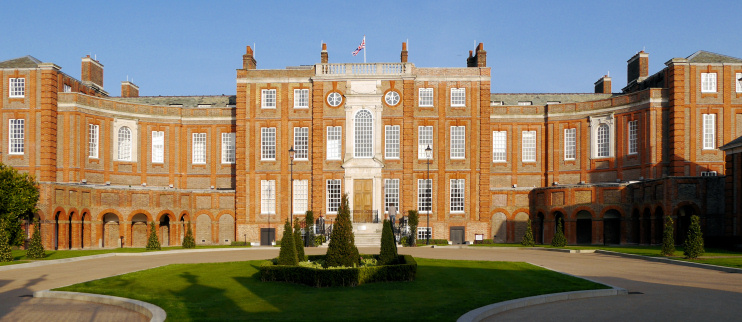 Hidden London: Roehampton House