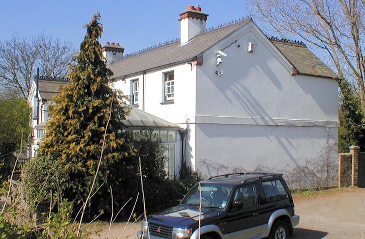 Gould's Green farmhouse