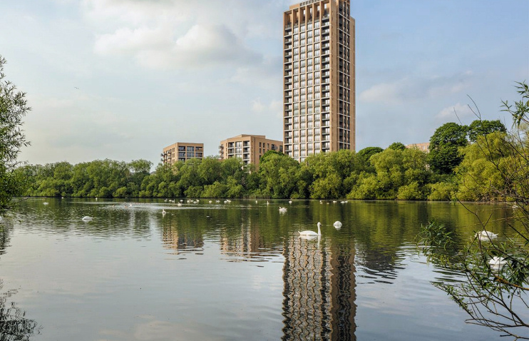 Hidden London: Hendon Waterside and the Brent Reservoir