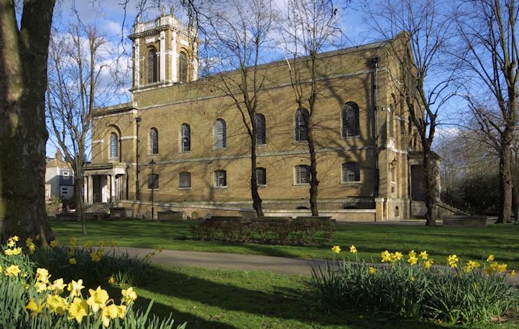 Hidden London: St Mary Magdelene