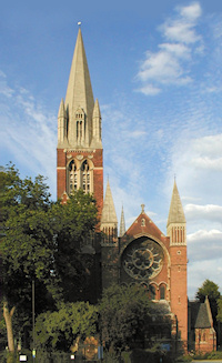 Hidden London: Kilburn Park's majestic church of St Augustine