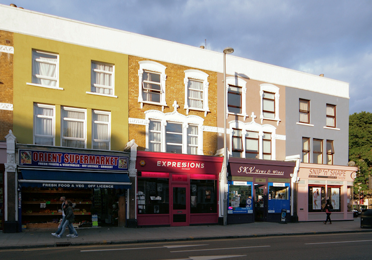 Leyton High Road, 2013