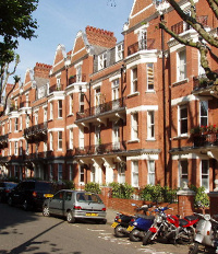 Hidden London: Mansion flats in Maida Vale