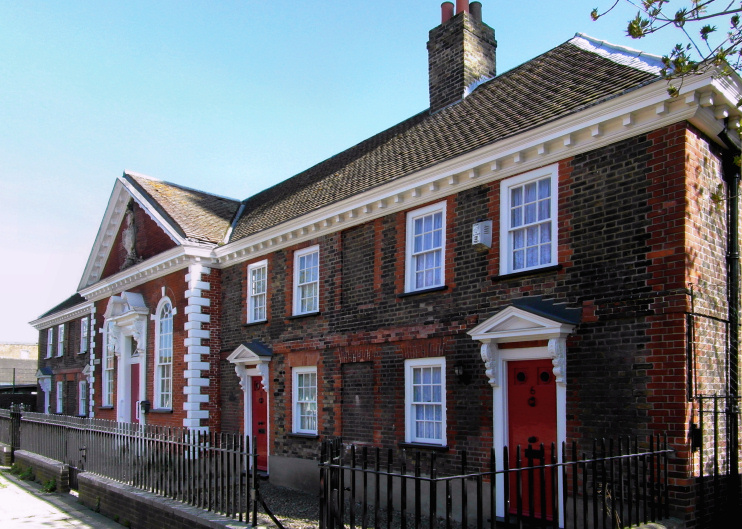 Hidden London: the Drapers' Almshouses