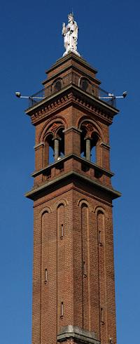 Hidden London: St Saviour's church tower, Lewisham