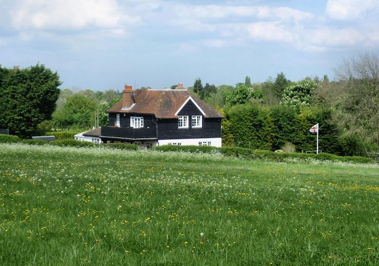 Hidden London: House on the Little Woodcote Estate, by Marathon