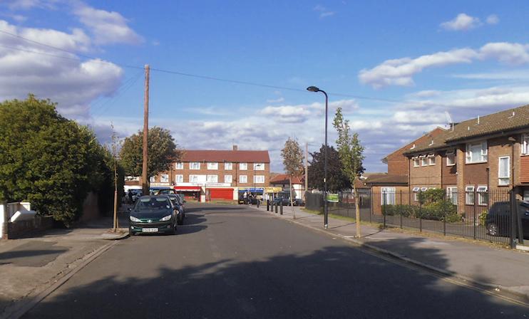 Hidden London: Telford Road, Dormer's Wells