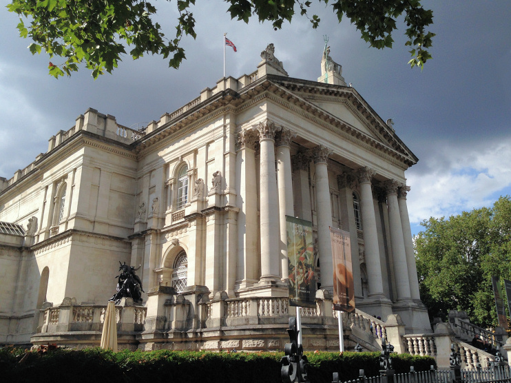 Hidden London: Tate Britain