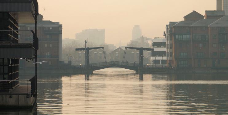 Hidden London: Glengall Bridge by Matt Buck