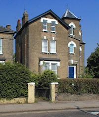 Hidden London: an imposing residence on Dartmouth Park Hill