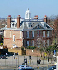 Hidden London: Eagle House