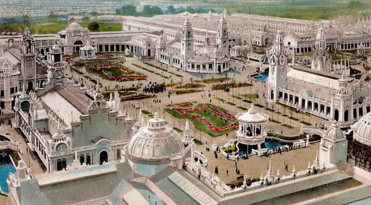 Hidden London: The Franco-British Exhibition, 1908