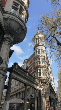 Hidden London: Sicilian Avenue