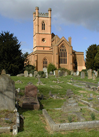 Hidden London: Mitcham's parish church of St Peter and St Paul