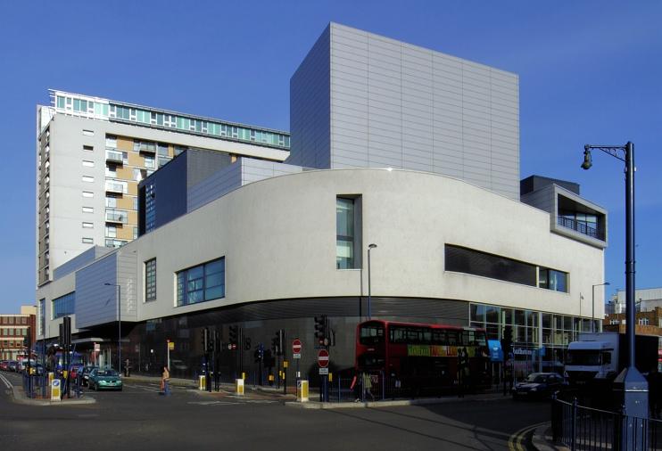 Hidden London: North Finchley, Artsdepot
