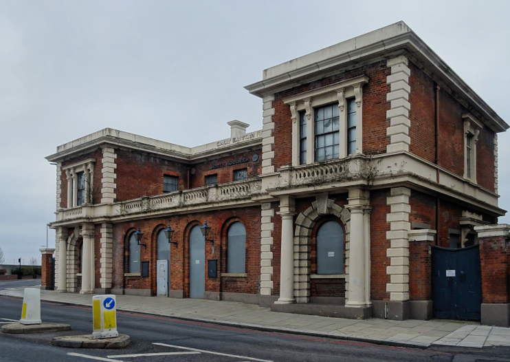 Hidden London: North Woolwich old station