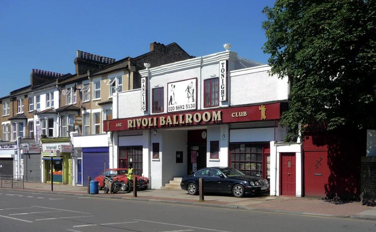Hidden London: Crofton Park, Rivoli Ballroom by Jon Lord