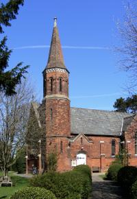 Hidden London: St Thomas' church, Noak Hill