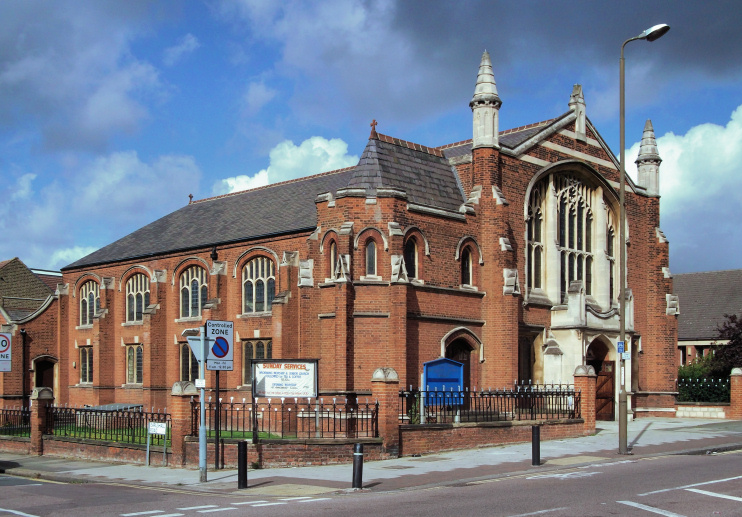 Hidden London: Eltham Park Methodist Church by David Anstiss