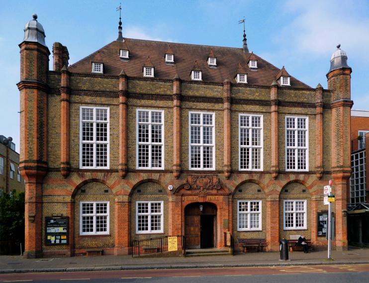 Hidden London: Beckenham Public Hall