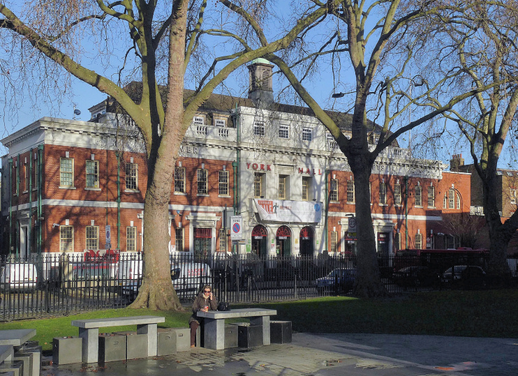 Hidden London: York Hall by Julian Osley