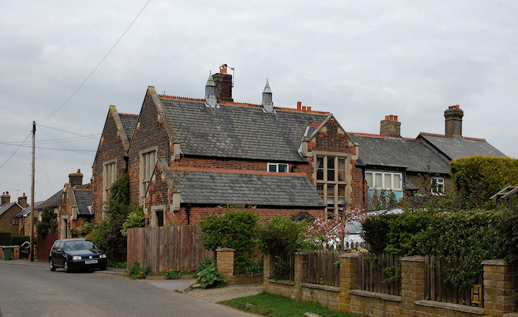 Hidden London: Former village school, North Ockendon by Trevor Harris