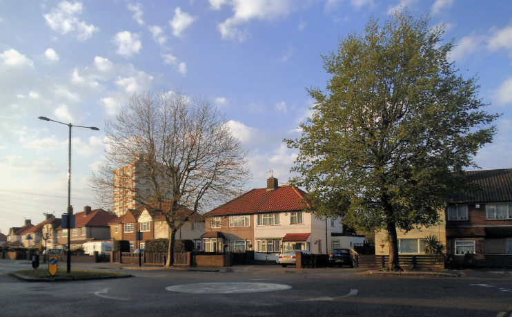 Hidden London: Homestead Way, New Addington