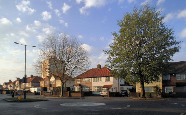 Hidden London: Homestead Way, New Addington