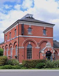 Hidden London: New River Village pump house