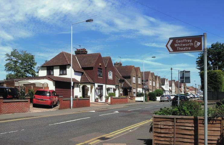 Hidden London: Crayford Way, Barnes Cray