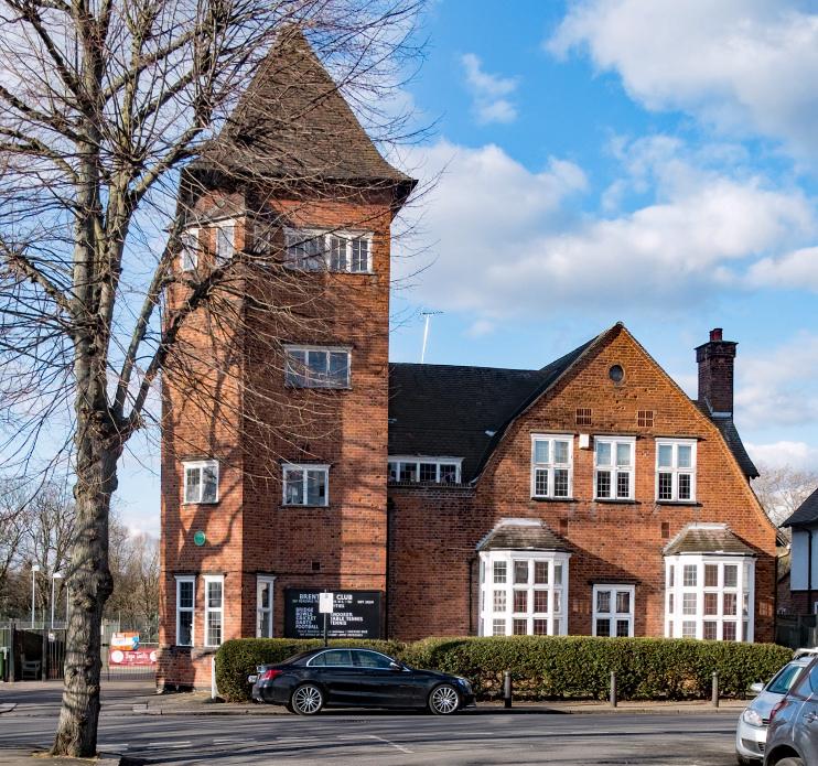 Hidden London: The Brentham Club, Meadvale Road